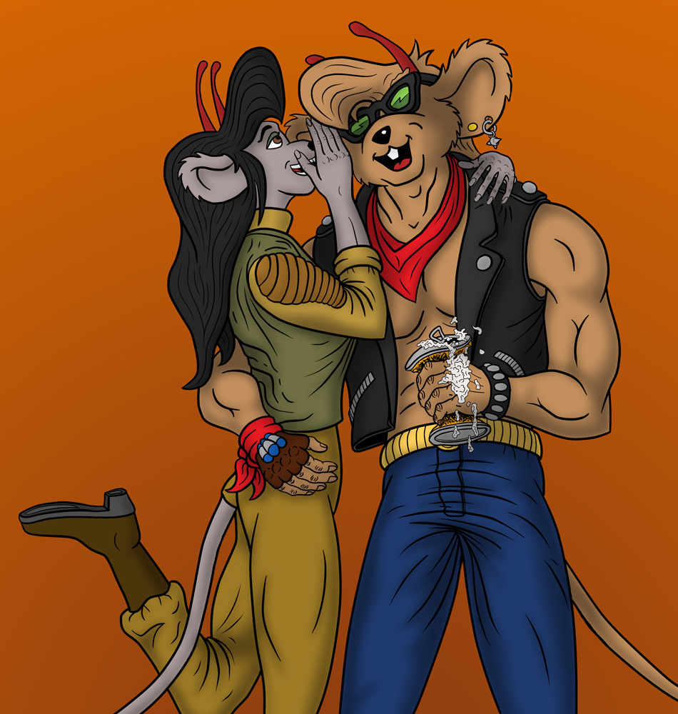 biker mice from mars girls hot - photo #11
